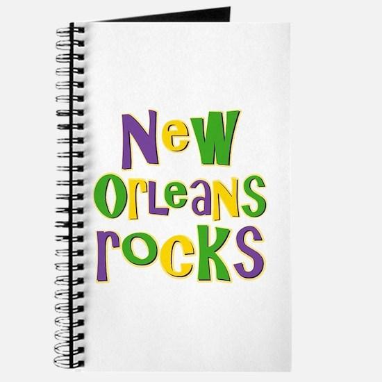 New Orleans Rocks Journal
