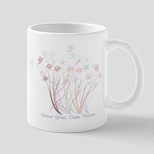 Grow Your Own Peace 2 Mug