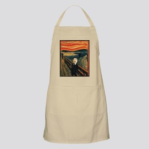 Ferret Scream Munch BBQ Apron