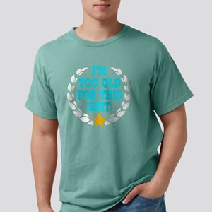 Makes a great gift for your cranky and old T-Shirt