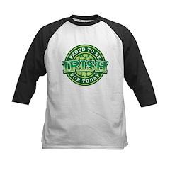 Irish For Today Kids Baseball Jersey