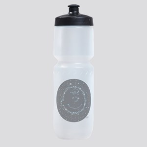 Spacey Charlie Brown Sports Bottle