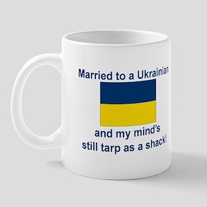 Married To A Ukrainian Mug