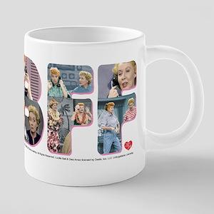 I Love Lucy: BFF Mugs