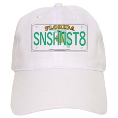 Florida Sunshine State Baseball Cap