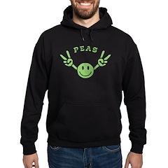 Peas Hoodie (dark)