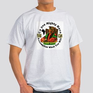 Up You Mighty Race Light T-Shirt