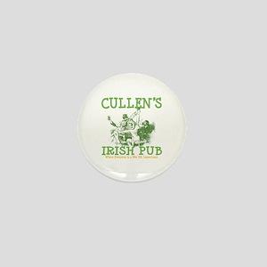 Cullen's Irish Pub Personalized Mini Button