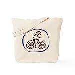 Pedal Clan Tote Bag