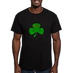 Foxy Irish Granny Men's Fitted T-Shirt (dark)