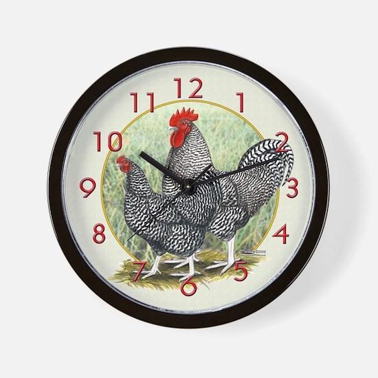 Cuckoo Marans Wall Clock
