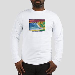Long Sleeve T-Shirt/Half Moon Bay, CA