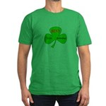 Sexy Irish Grandma Men's Fitted T-Shirt (dark)