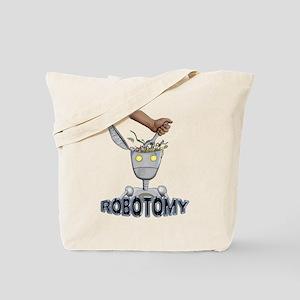 ROBOTOMY Tote Bag
