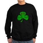Sexy Irish Granny Sweatshirt (dark)