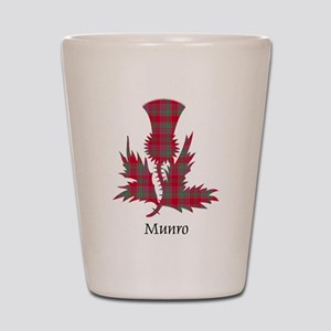 Thistle-Munro Shot Glass