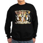 Can't Have One Corgi Sweatshirt (dark)