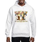 Can't Have One Corgi Hooded Sweatshirt