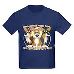 Can't Have One Corgi Kids Dark T-Shirt