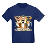 Can't Have One Corgi Kids Dark T-Shirt