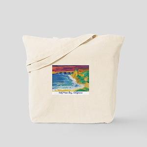 Tote Bag/Half Moon Bay, CA