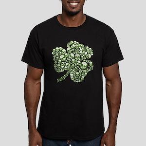 skullcloverlightgreenwhite T-Shirt