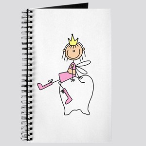 Tooth Fairy on Tooth Journal