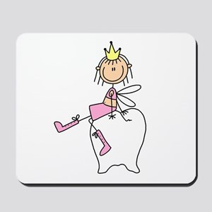 Tooth Fairy on Tooth Mousepad