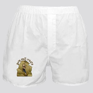 Light Rock Climber Boxer Shorts