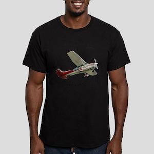 Pilots Control their Destinat Men's Fitted T-Shirt