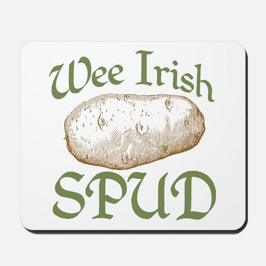 Wee Irish Spud Mousepad