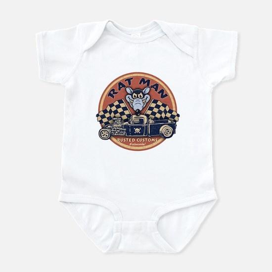 Rat Man Infant Bodysuit