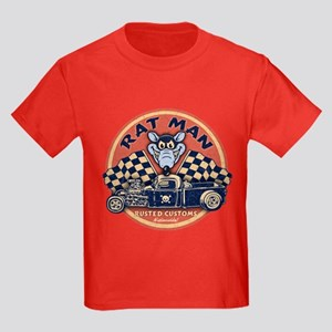 Rat Man Kids Dark T-Shirt