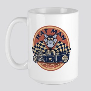 Rat Man Large Mug