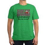 YKYATS - Snowmobile Shows Men's Fitted T-Shirt (da