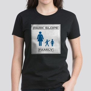 Park Slope Single Mom Women's Dark T-Shirt