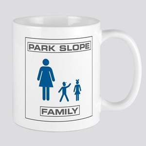 Park Slope Single Mom Mug