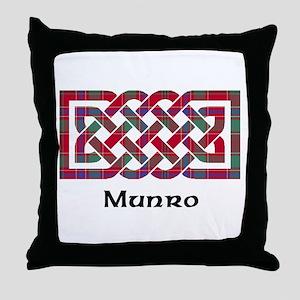 Knot-Munro Throw Pillow