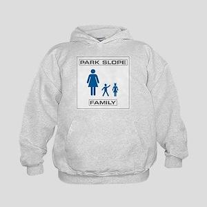 Park Slope Single Mom Kids Hoodie