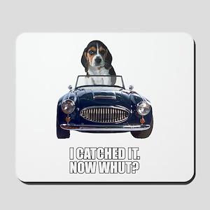 LOL Beagle Mousepad