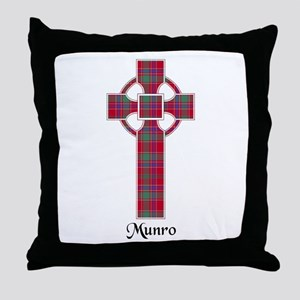 Cross-Munro Throw Pillow