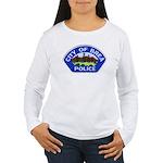 Brea Police Women's Long Sleeve T-Shirt