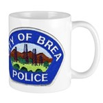 Brea Police Mug