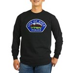 Brea Police Long Sleeve Dark T-Shirt