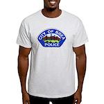 Brea Police Light T-Shirt