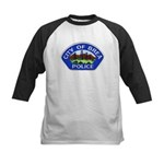 Brea Police Kids Baseball Jersey