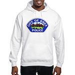 Brea Police Hooded Sweatshirt