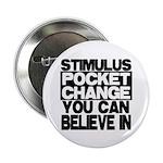"Stimulus 2.25"" Button (10 pack)"