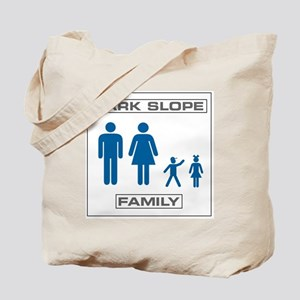 Park Slope Mommy and Daddy Tote Bag