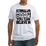 Stimulus Fitted T-Shirt